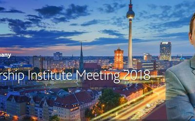 PMI® Leadership Institute Meeting 2018—EMEA