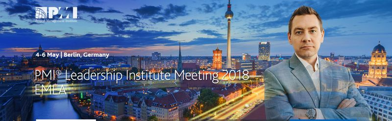 PMI® Leadership Institute Meeting 2018—EMEA