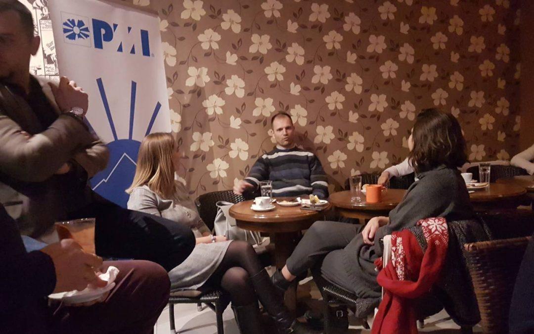 PMI Cafe in Macedonia