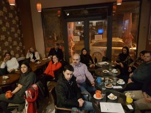 PMI Cafe, PMI Macedonia Chapter